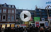 Richtfest Husum Shopping Center