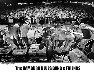 The HAMBURG BLUES BAND & Friends